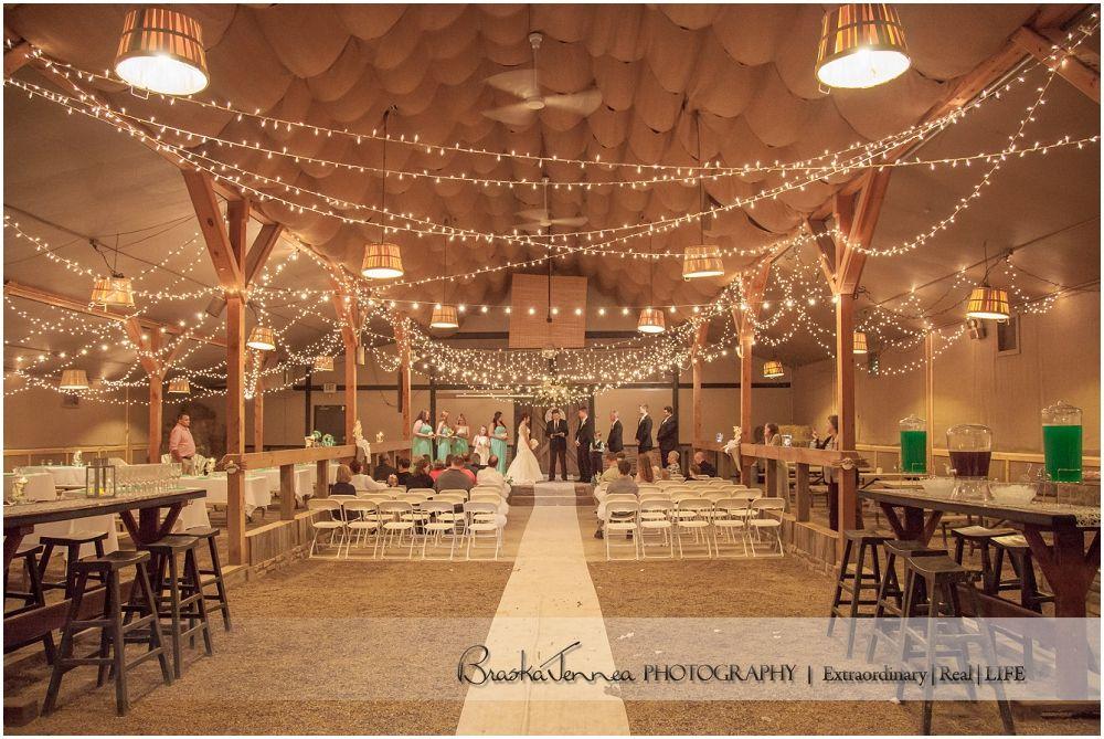 Barn Wedding Beach Theme Ocoee River Venue Sea Shell Decor