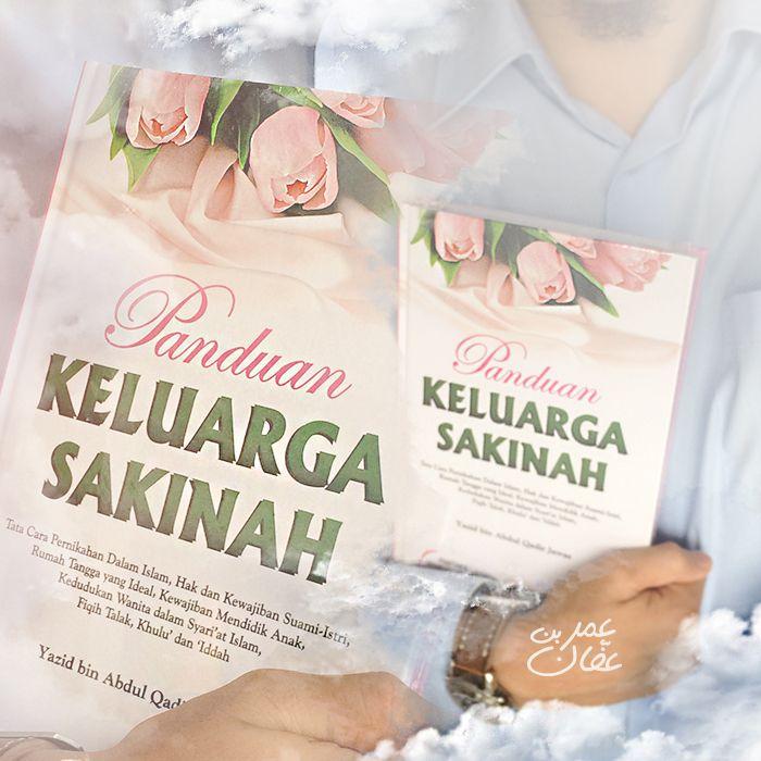 Buku Panduan Keluarga Sakinah Ustadz Yazid Bin Abdul Qadir Jawas Buku