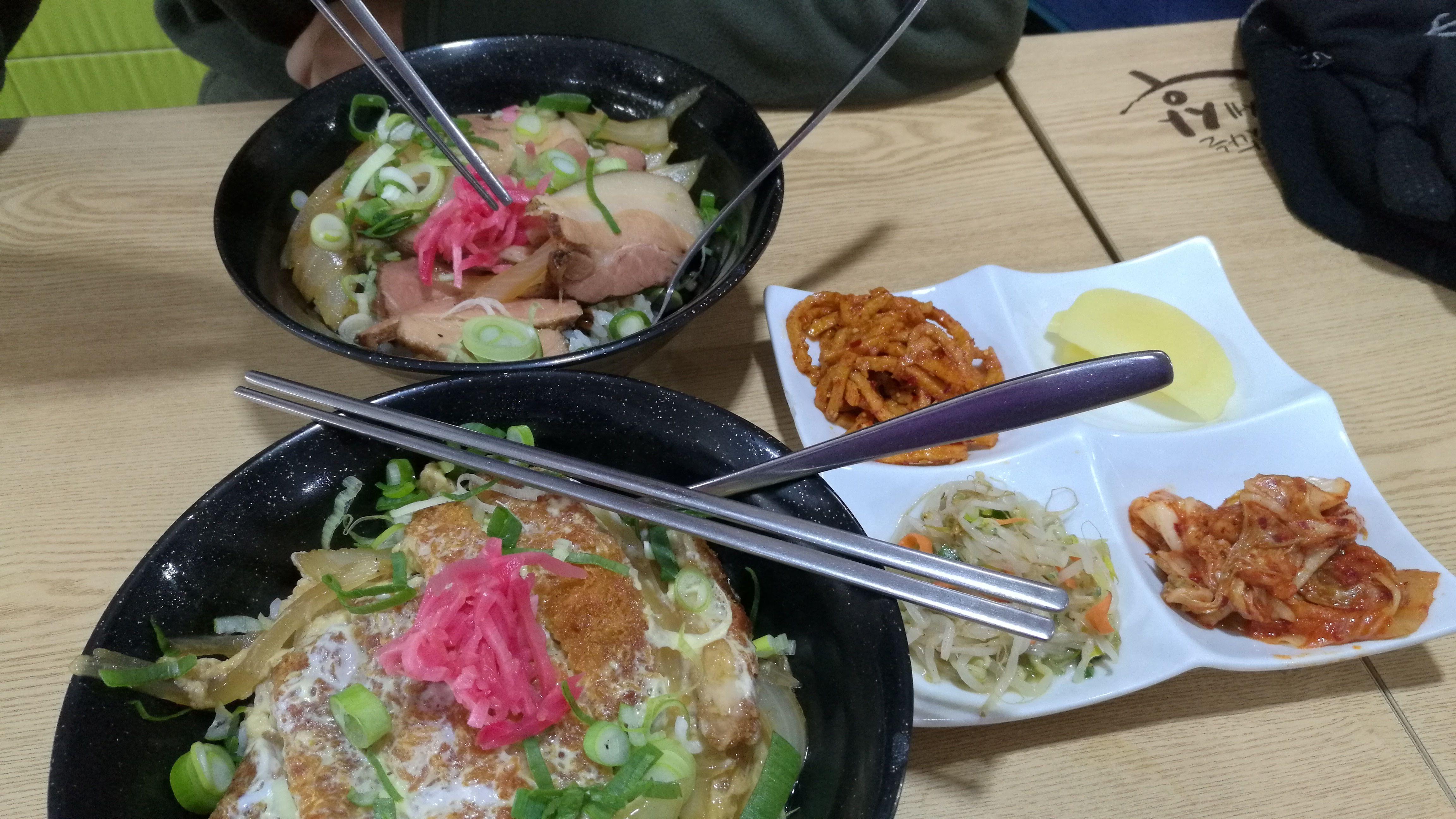 No todo es barbacoa en Corea del Sur