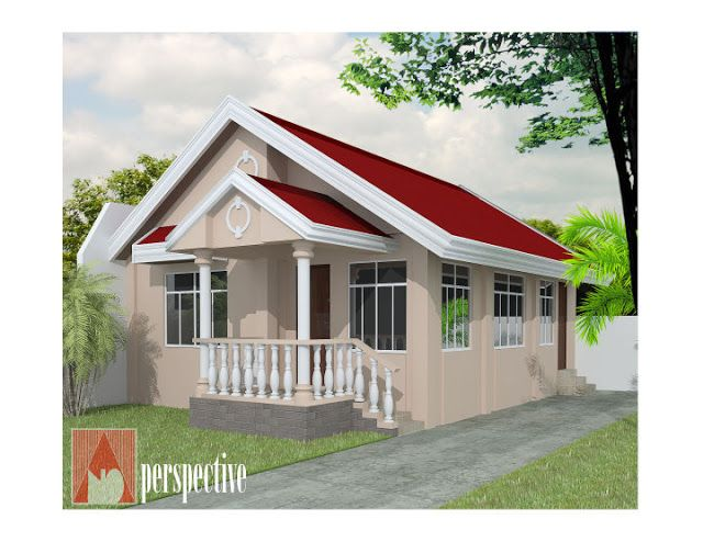 100 Images Of Affordable And Beautiful Small House Modern Bungalow House Simple House Design Philippines House Design