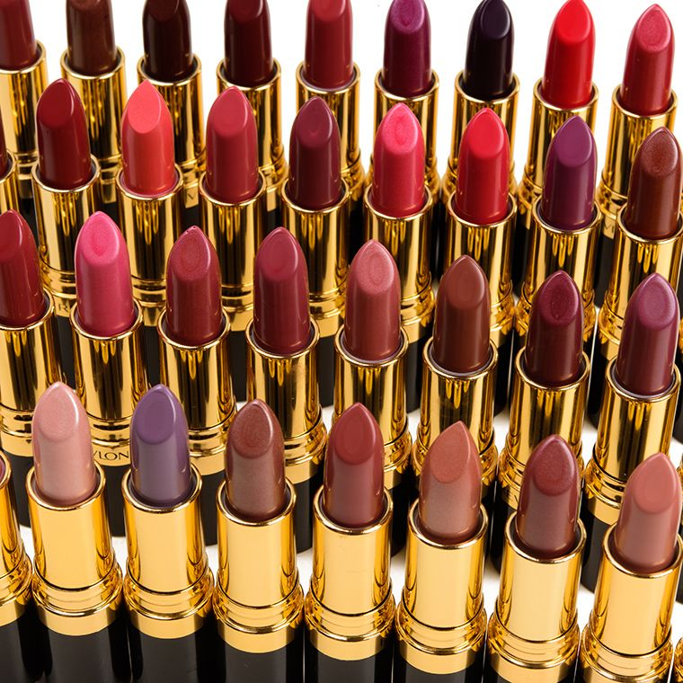 Revlon Super Lustrous Lipstick Swatches (Part 1 of 2)