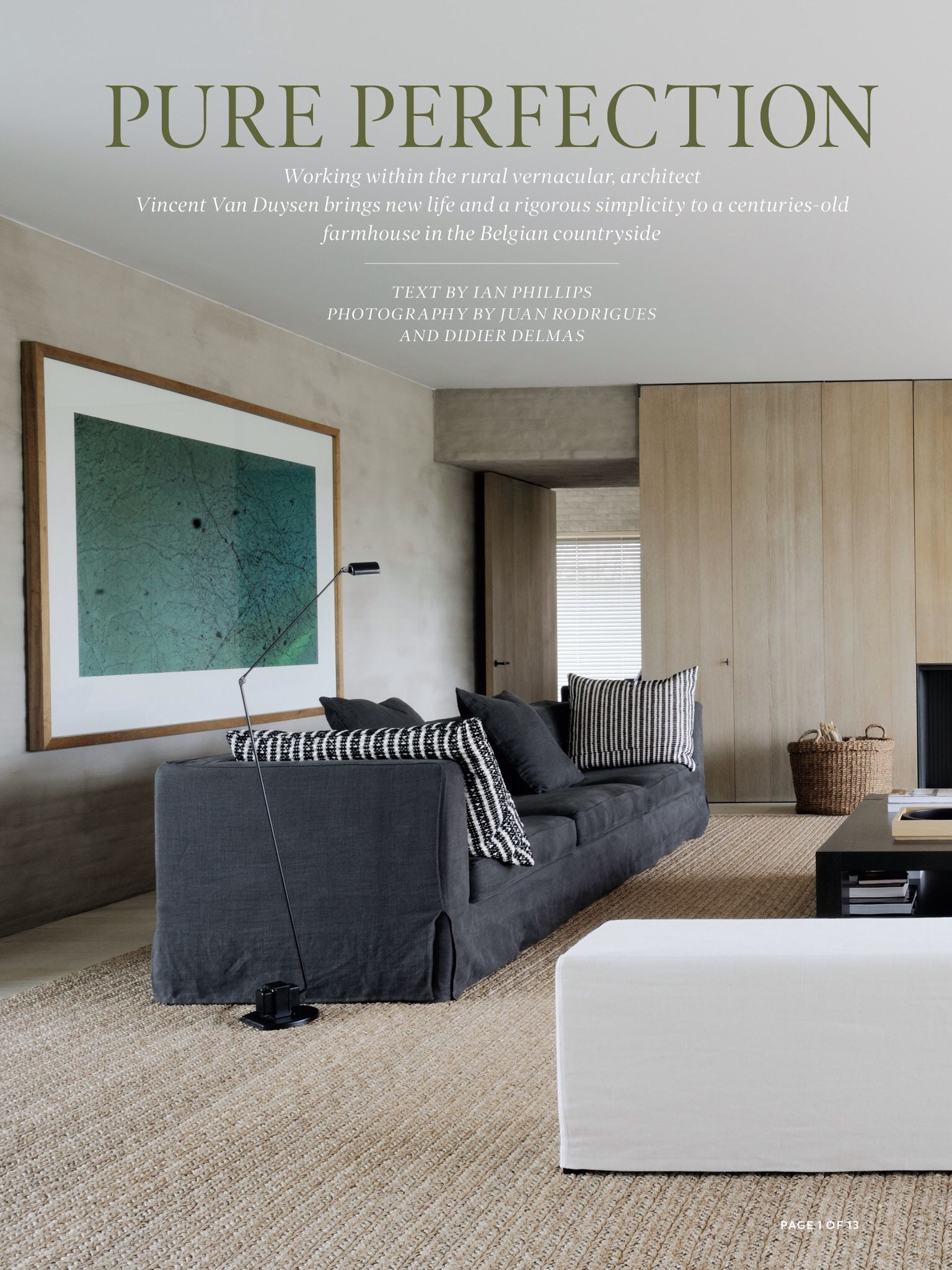 I saw this in the Jan/Feb 2015 issue of ELLE DECOR.   http://bit.ly/1pTydyx