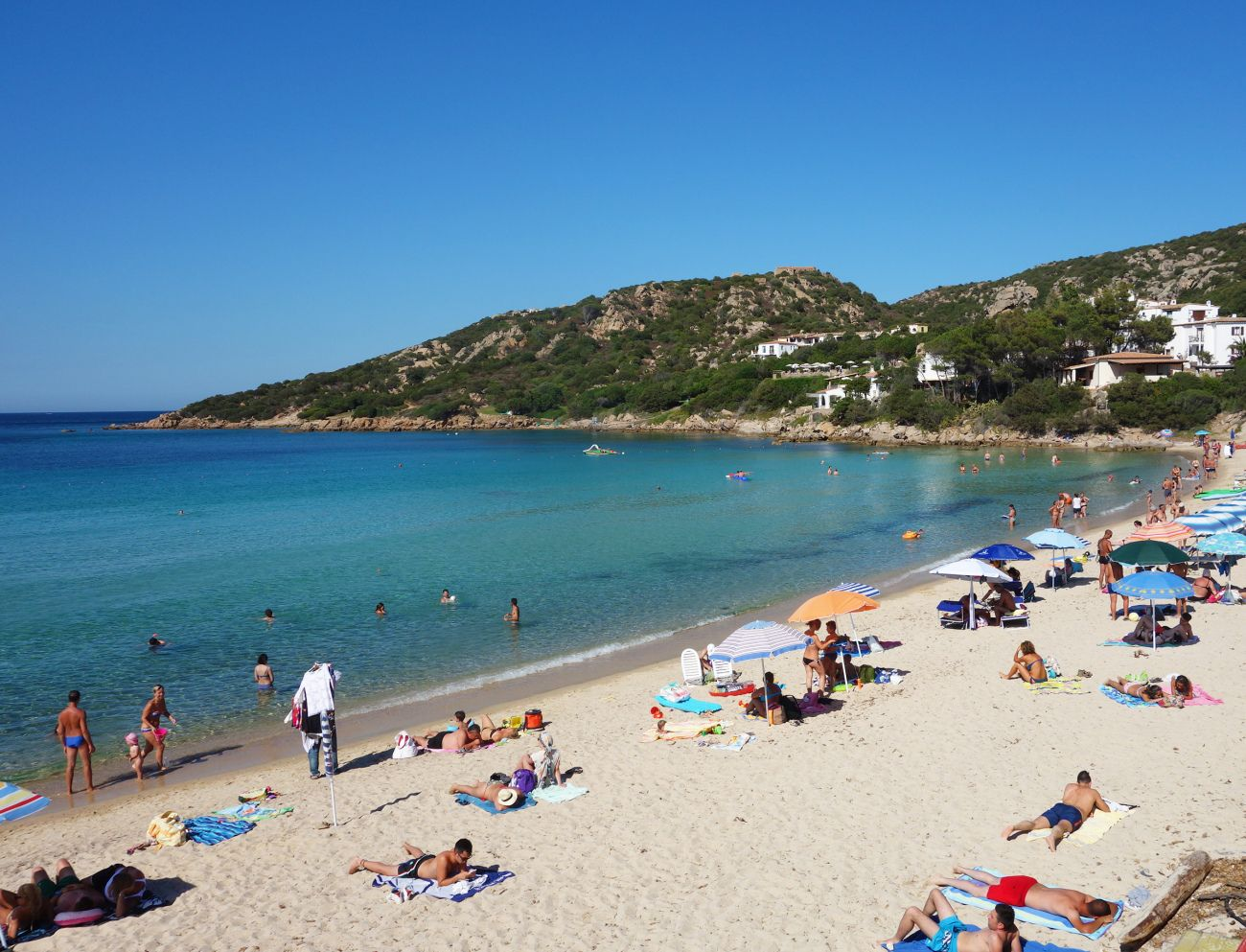 Costa Smeralda Porto Cervo Beaches Costa Sardinia Dolores Park