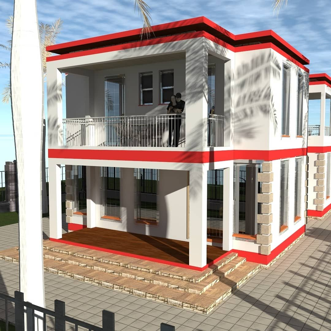 2 bedroom house plan kenya House interior Bungalow house