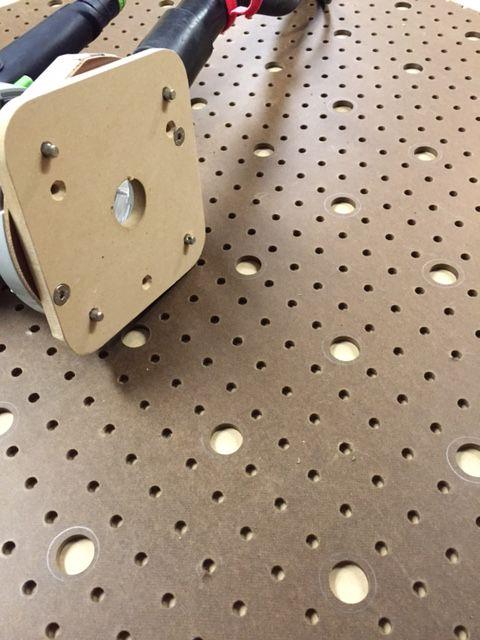 Mft Template For Custom Tops Festool Woodworking Woodworking Workshop