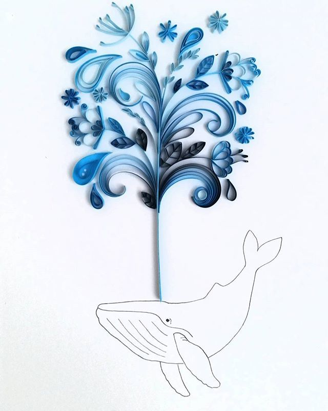 Quilled Whale …
