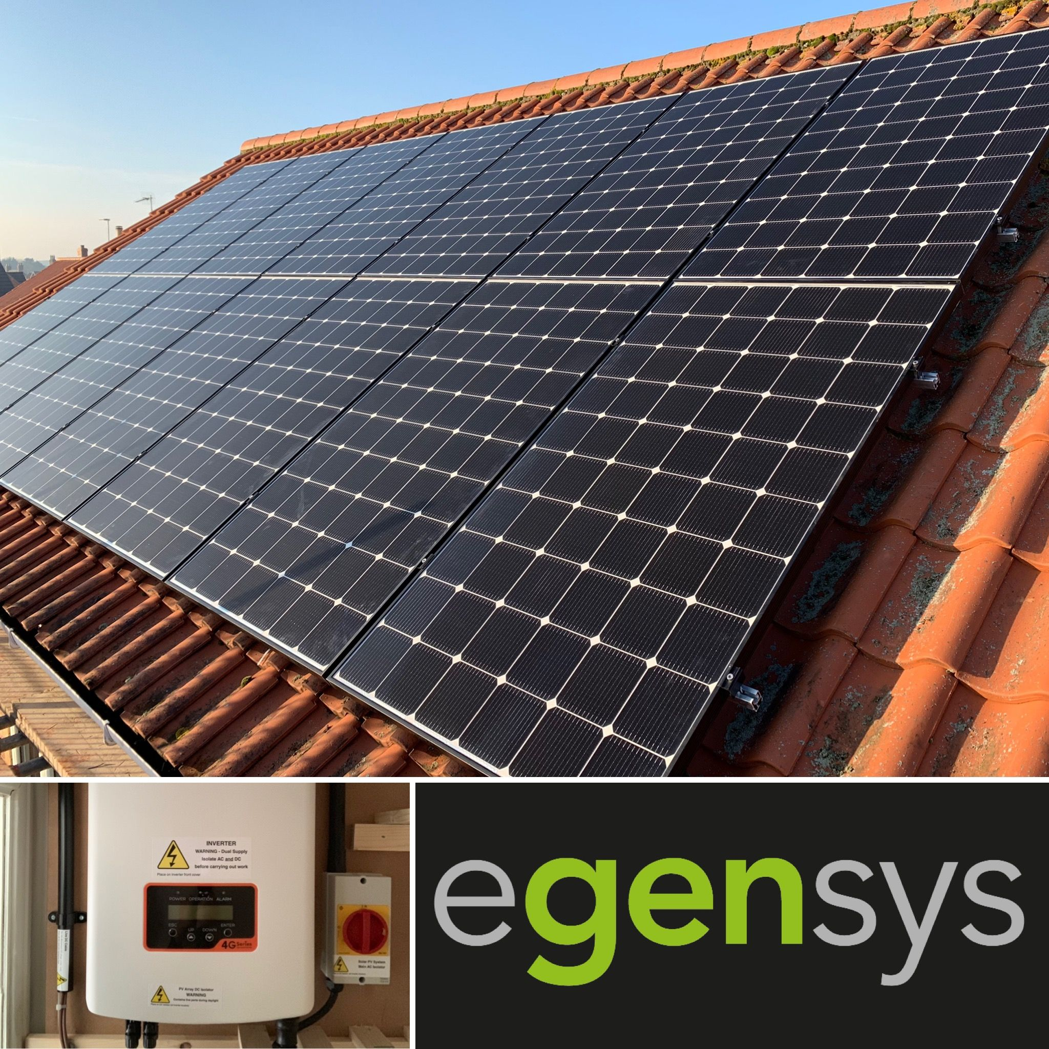 4 62kw Solar Panel System Using 14 Lg 330 Lg330n1c A5 Photovoltaic Modules With A Solis 3 6 Inverter Installed Solar Panel System Solar Photovoltaic Module