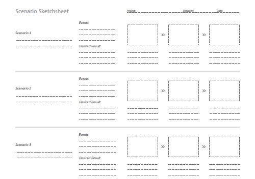 Free Printable Sketching Wireframing And NoteTaking Pdf