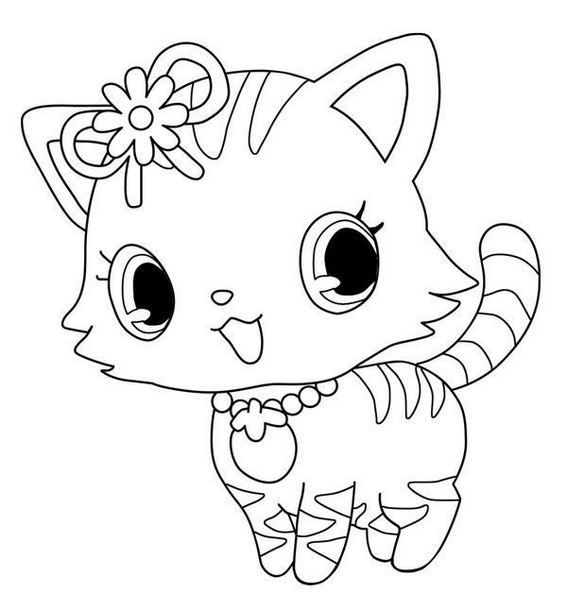 Sango jewelpet happiness coloring sheet | Jewelpets Coloring Sheets ...
