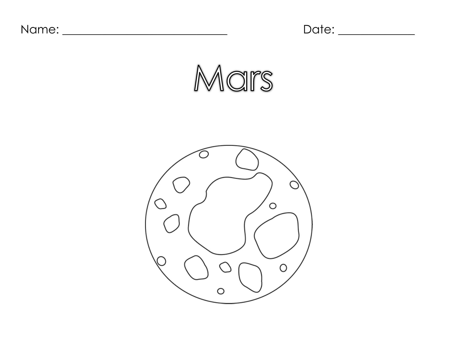 Dünyamız Ve Uzay Boyama Sayfaları Dünyamız Ve Uzay Math Ve Math