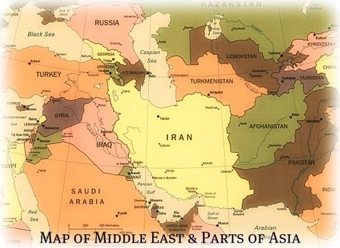 Iran Russia China vs the US UK Israel Middle east Middle
