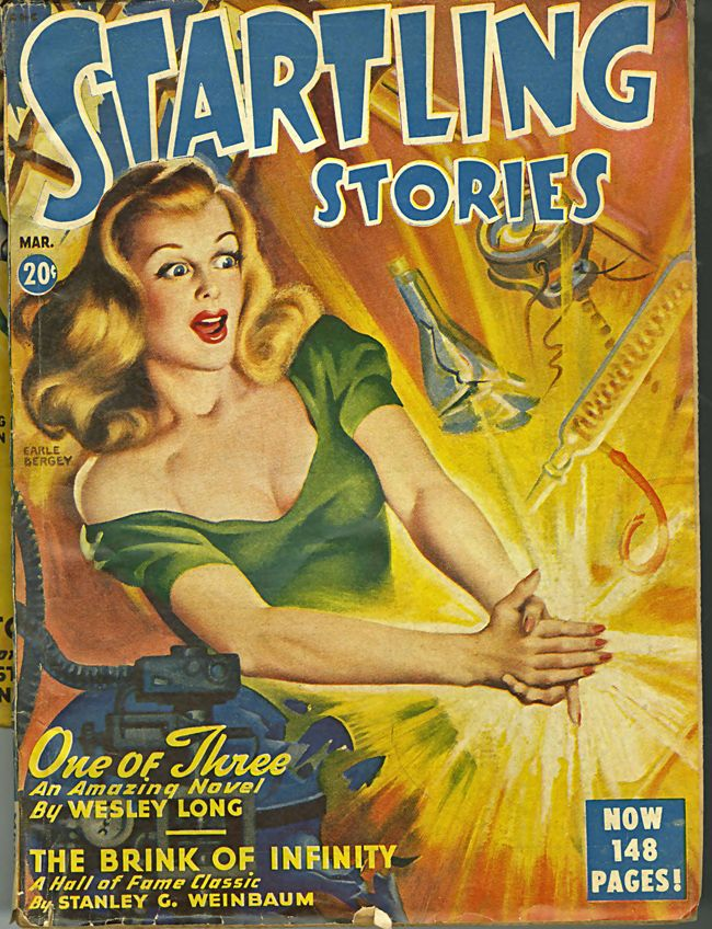 Startling Stories Pulp Fiction Book Pulp Art Pulp Magazine