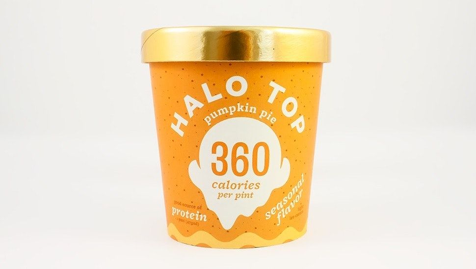 Halo Top Just Announced A Special New Flavor For Fall Pumpkin Flavor Pumpkin Pie Low Calorie Ice Cream