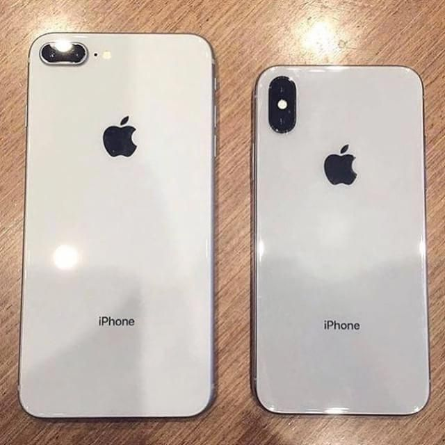 Xyphersoftware Repost From Appleipy Using Repostregramapp Iphone 8 Plus Vs Iphone X Left Or Right Comment Below T Iphone Apple Phone Iphone Accessories