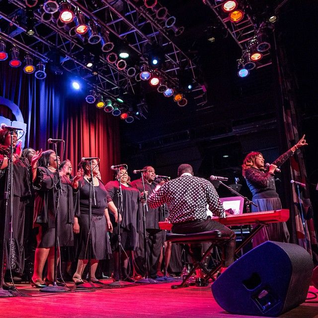 Soulful Music & Soul Food Abound At House Of Blues Gospel
