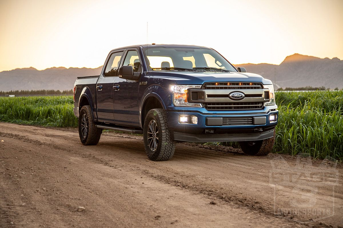 2018 F150 Readylift 2 25 Leveling Kit 2018 Ford F150 Budget Build