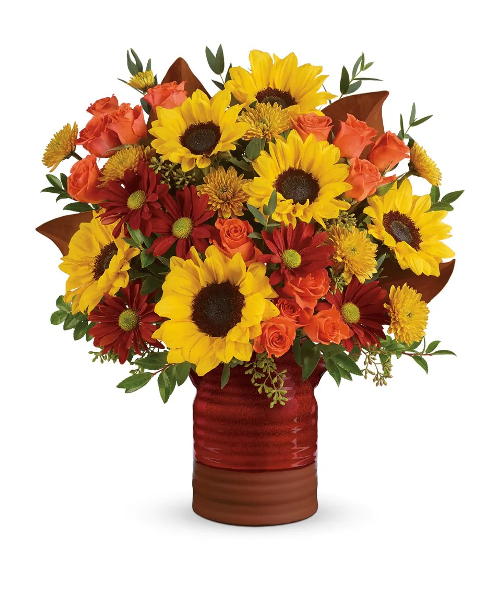 Pretty meets practical! Brighten their fall with this