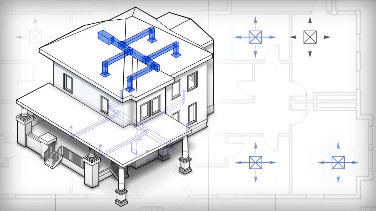 Hvac Drawing Autocad Mep 2008 Wiring Library Drawings In