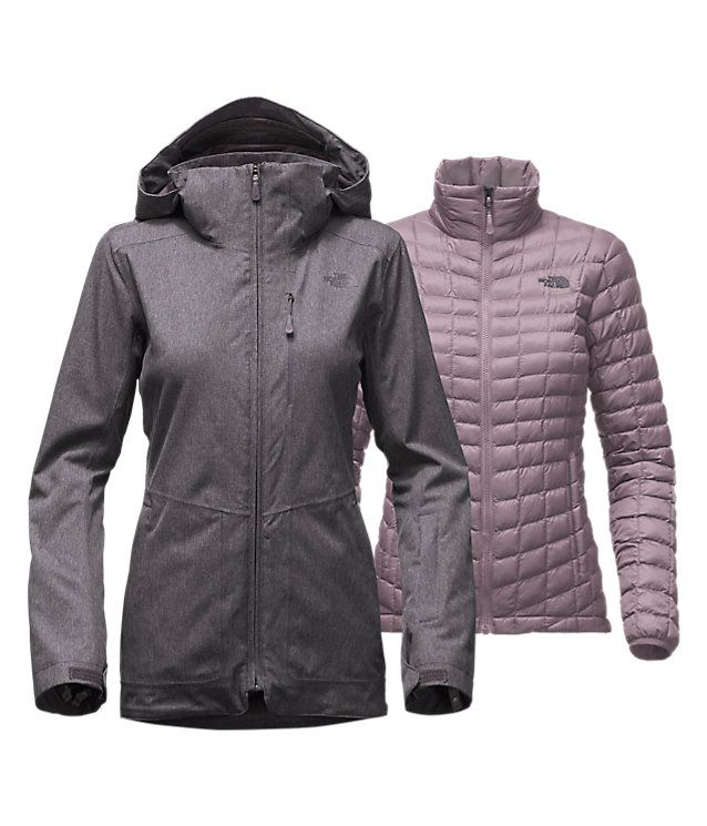 75c132dcf Women's thermoball™ snow triclimate® parka | Fall/Winter 2016 ...