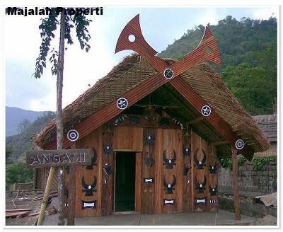 910+ Gambar Rumah Adat Gorontalo Dan Namanya Gratis Terbaik