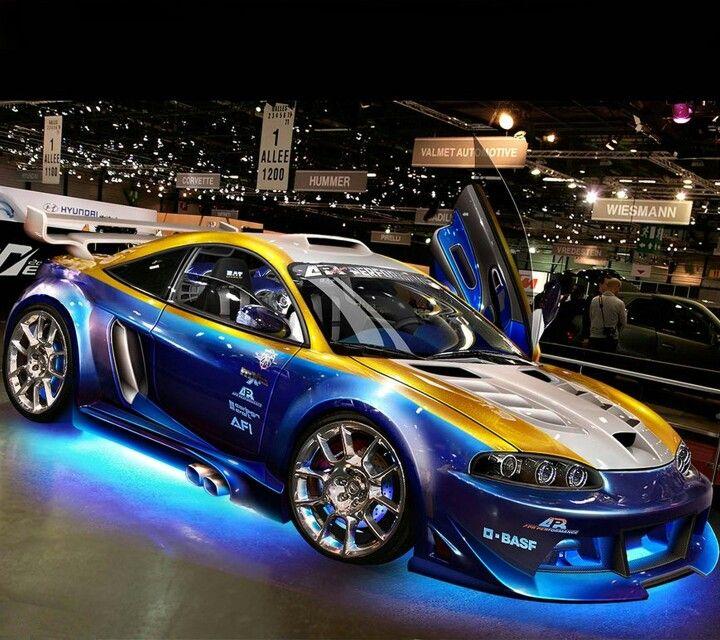 Mitsubishi Eclipse Show Car