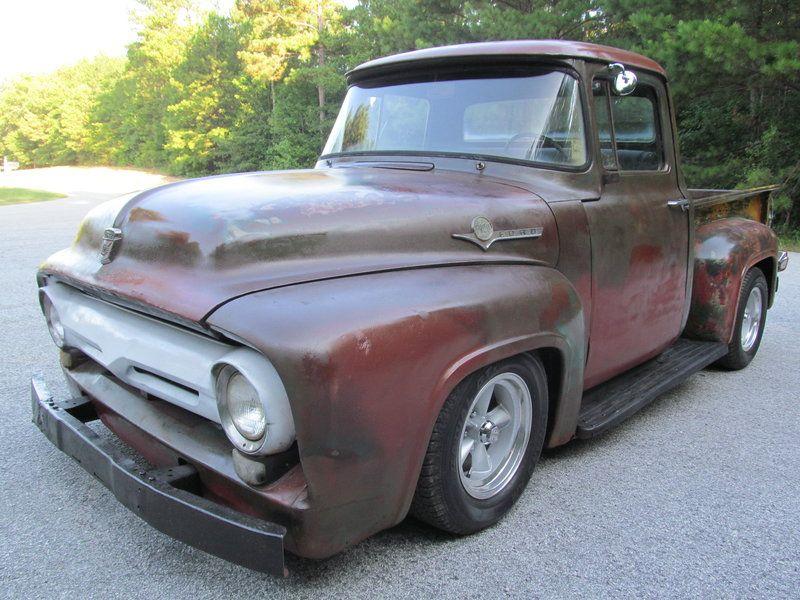 1956 Ford F100 for sale - Fayetteville, GA | OldCarOnline.com ...