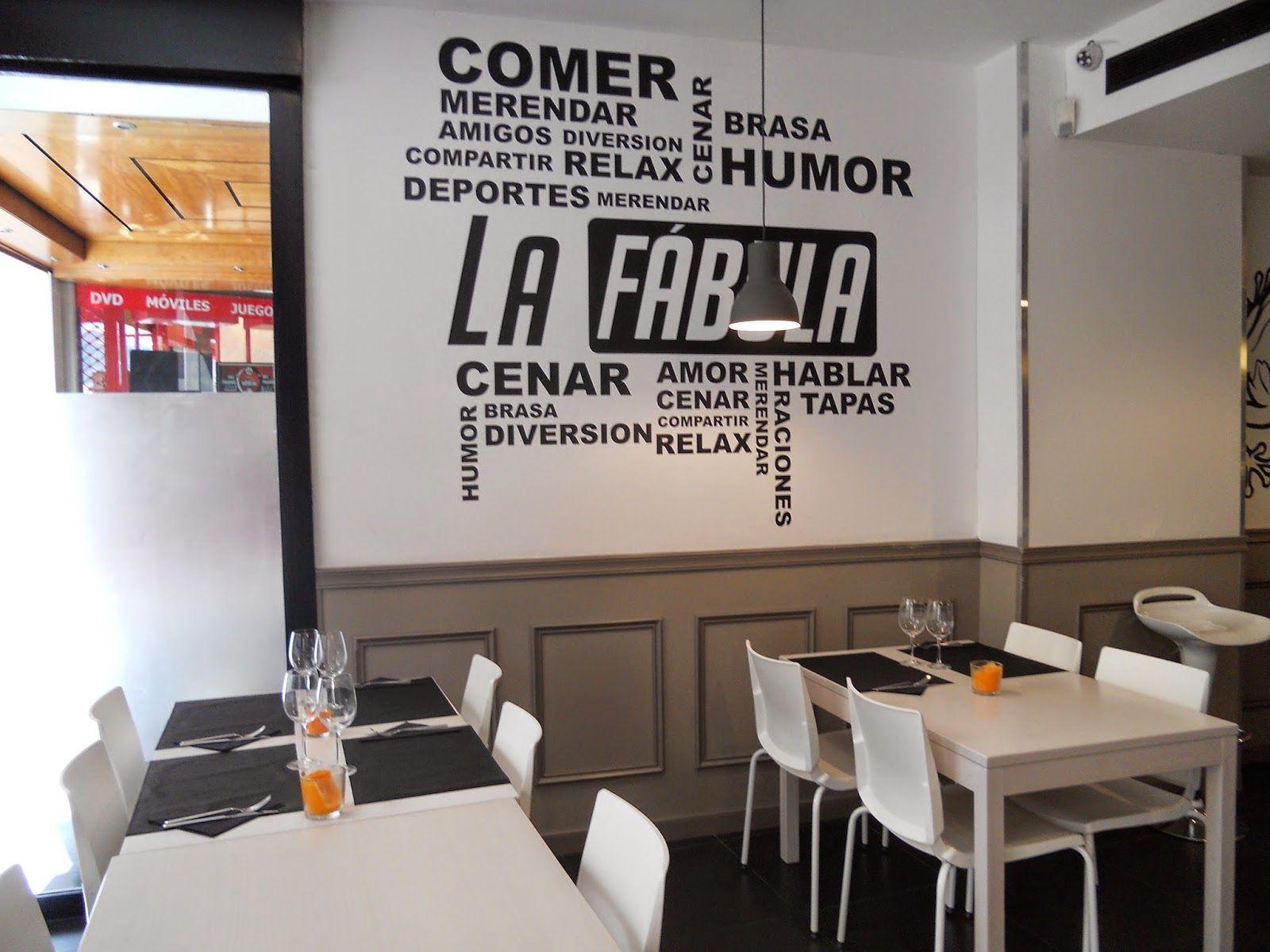 Decoracion Restaurantes Peque Os Blancos Buscar Con