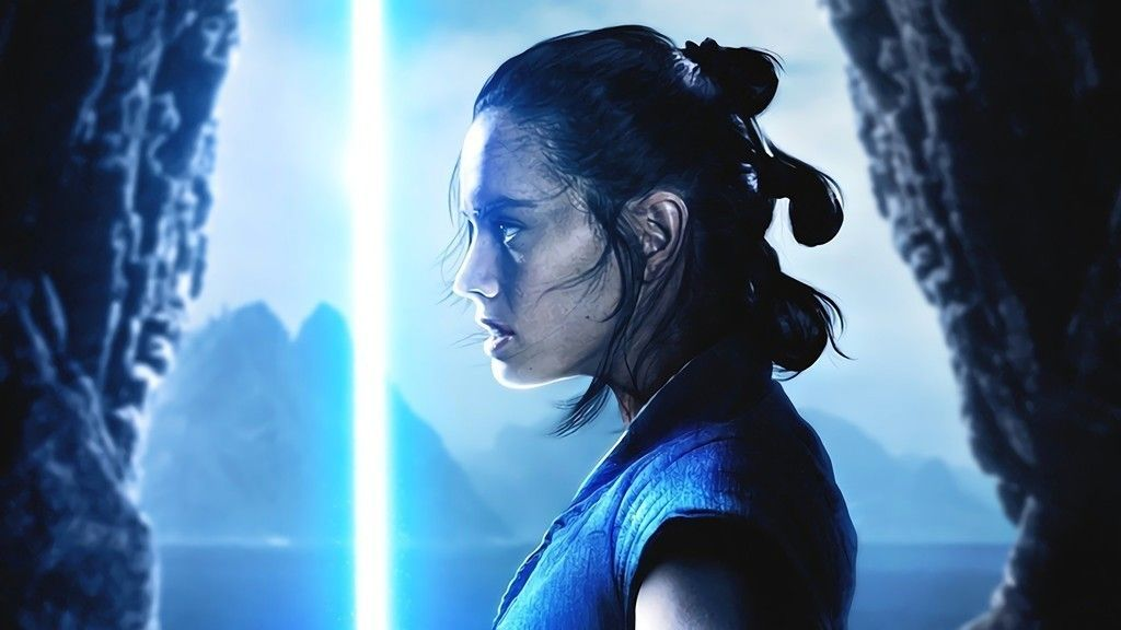 Star wars: the last jedi, rey, daisy ridley wallpaper