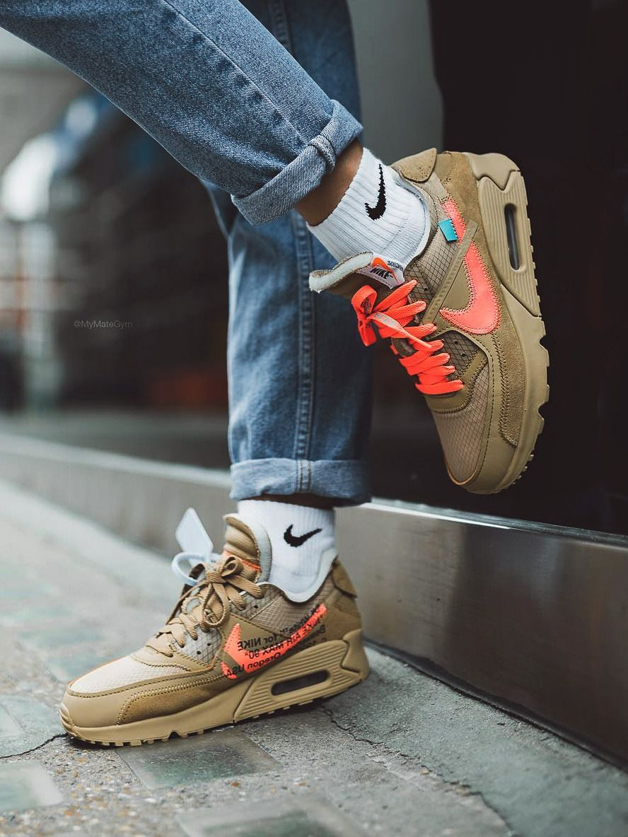nike air max 90 off white outfit