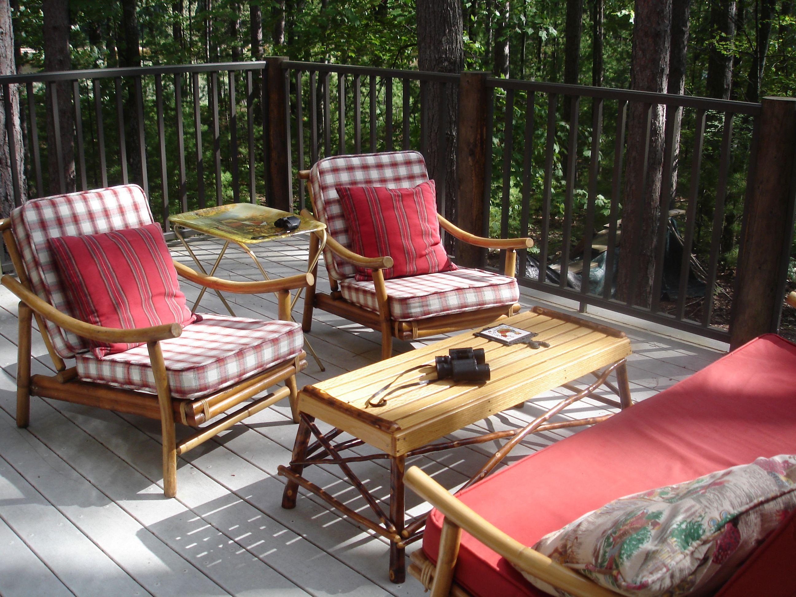 Vintage Bamboo Furniture