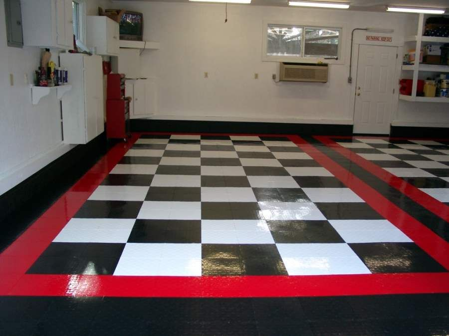 Garageflooring Garage Floor Tiles Garage Decor Garage Floor