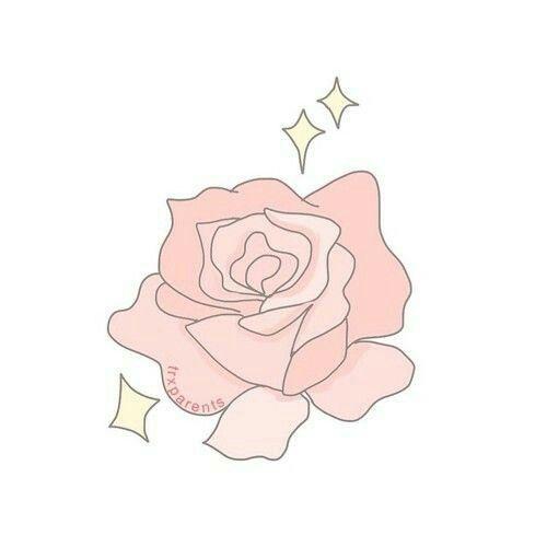 pink flower tumblr   flower in 2019   Achtergronden, Mooie ...