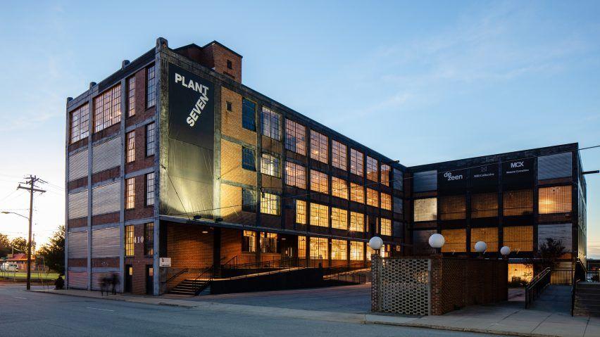 Plant Seven creative hub opens in North Carolina textile