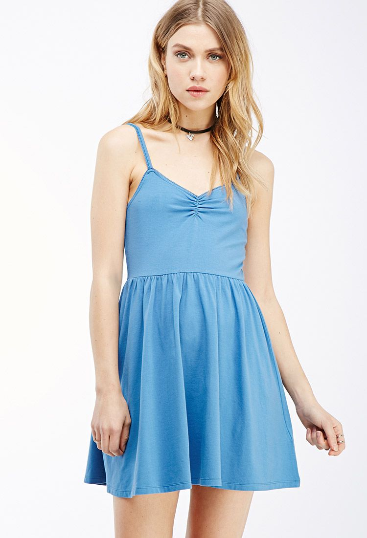 Cami Fit & Flare Dress | Forever 21 Canada | DRESSES | Pinterest ...
