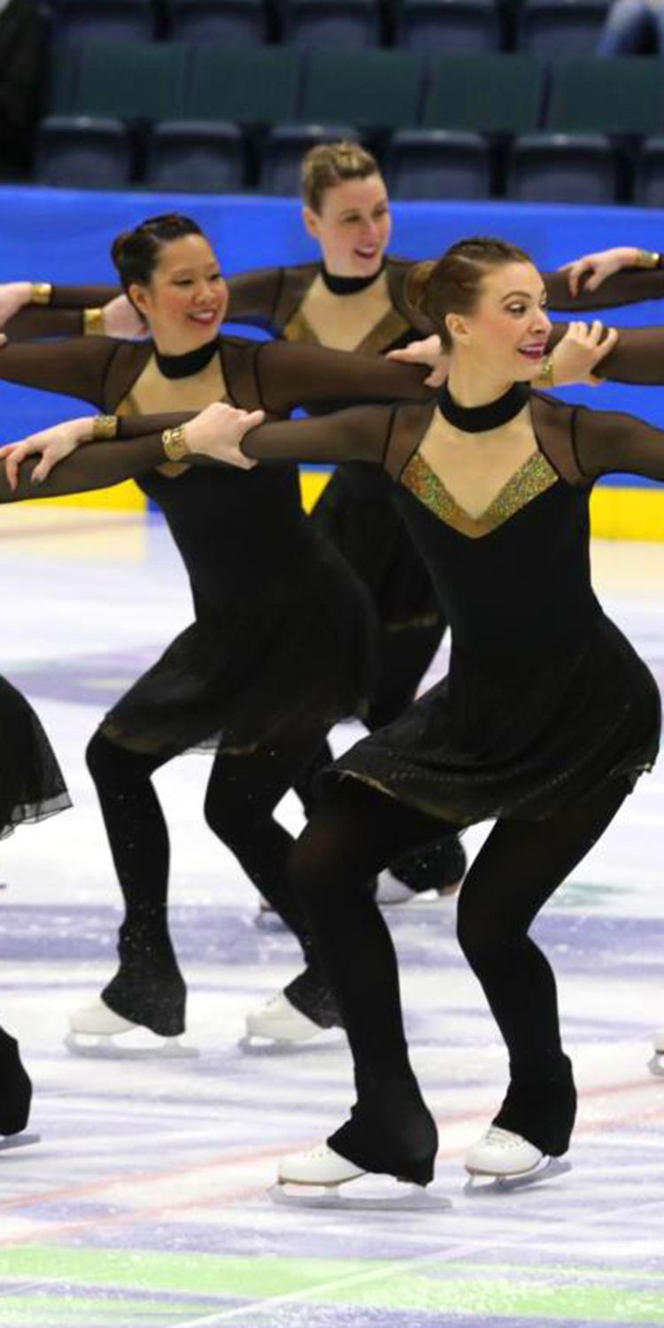 Competition recap 2018 eastern synchronized skating