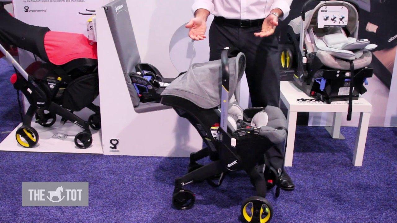 Doona Infant Car Seat Stroller Car seat stroller, Baby