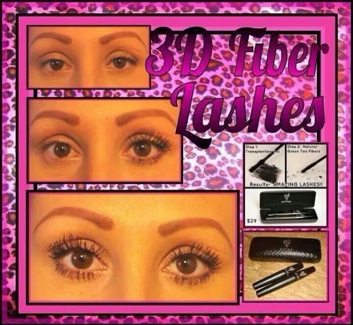 Get your Younique Fiber Lashes now!  https://www.youniqueproducts.com/JamieCarrillo/business/presenterinfo