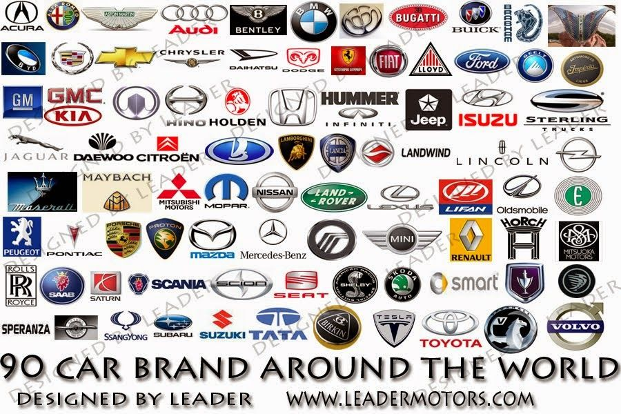 Luxury Car Symbols