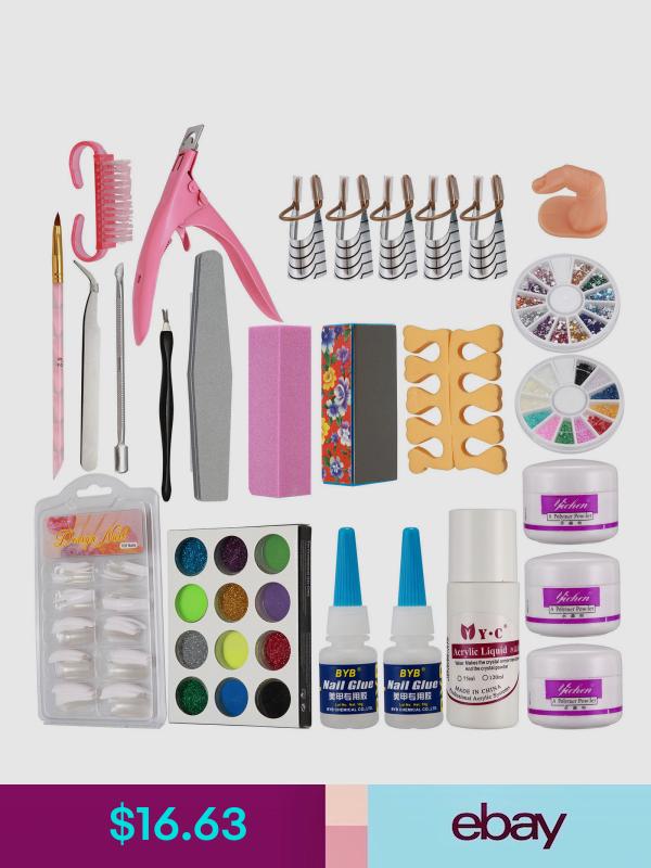 Nail Art Pens Brushes Ebay Health Beauty Nail Art Hacks Manicure Set Diy Acrylic Nail Art