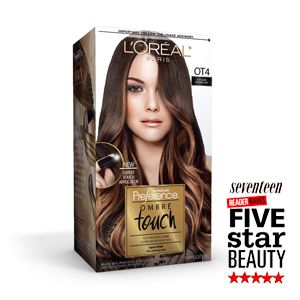 Preferencesupsup ombr touch medium to darkest brown hair preference ombr touch highlights special effects by loreal paris pmusecretfo Images
