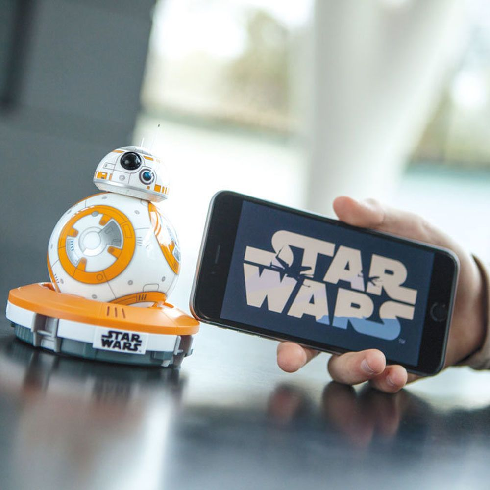 Bb8 appenabled droid by sphero star wars bb8 star