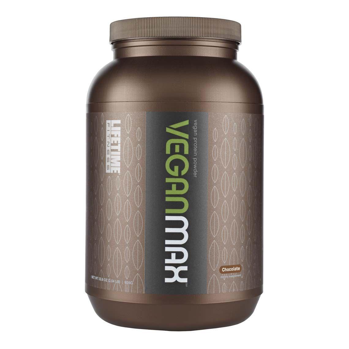 Life Time Peak Performance VeganMax Protein Lifetime