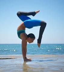image result for cool handstand poses  yoga poses yoga