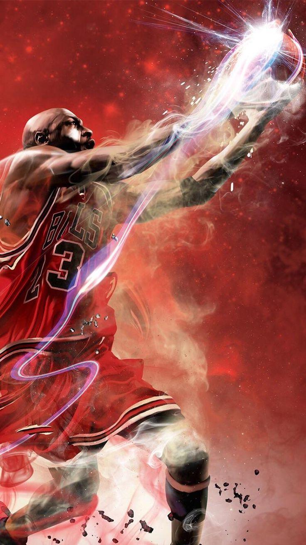 Michael Jordan NBA2K12 Wallpaper Michael jordan art