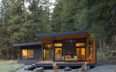 Small 2 Story Cabin House Plans With Log Cabin Red Roof And Modern Homes Design Plans And Cabin Fl Cabin Interior Design Small Cabin Kitchens Cabin House Plans