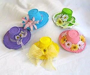 Mini Spring Bonnets
