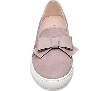 Graceland Girls' Pink Bow Detail Casual Pumps | Deichmann