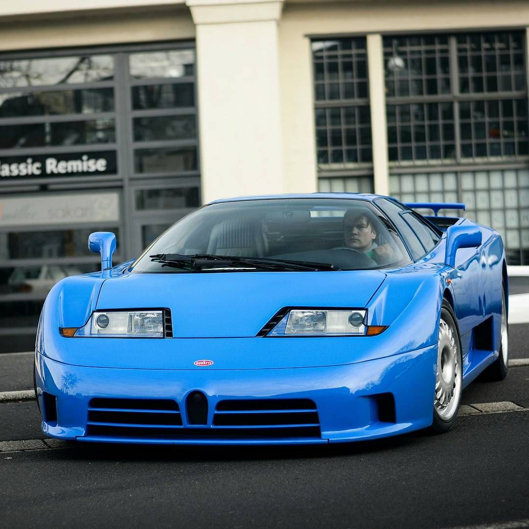 "Bugatti Eb110 Super Sport: Jarno On Instagram: ""What A Car To See On The Road! The"