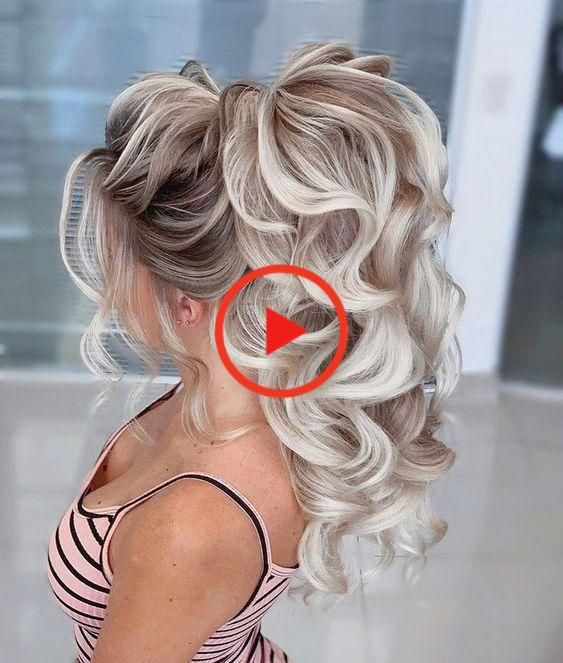 High Ponytail Hairstyles - Inspired Beauty | High ponytail hairstyles,