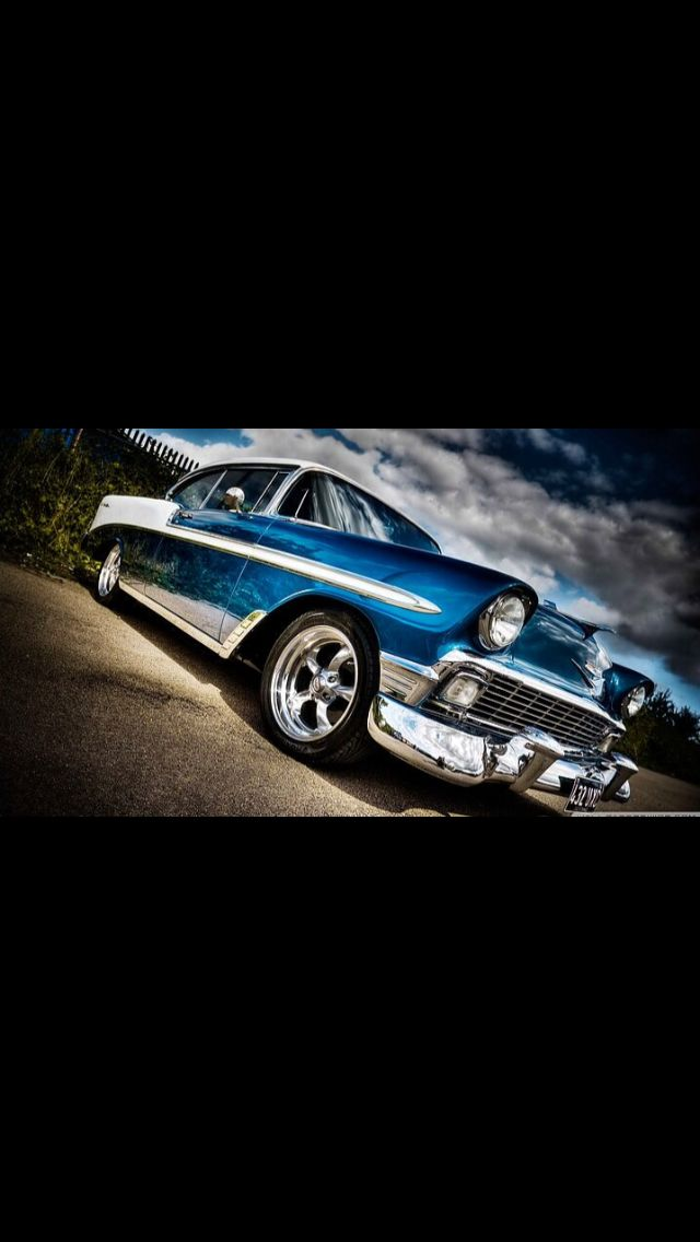 Chevrolet Bel- Air 1957